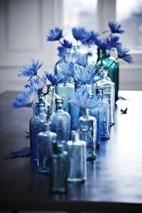 Indigo Bottles