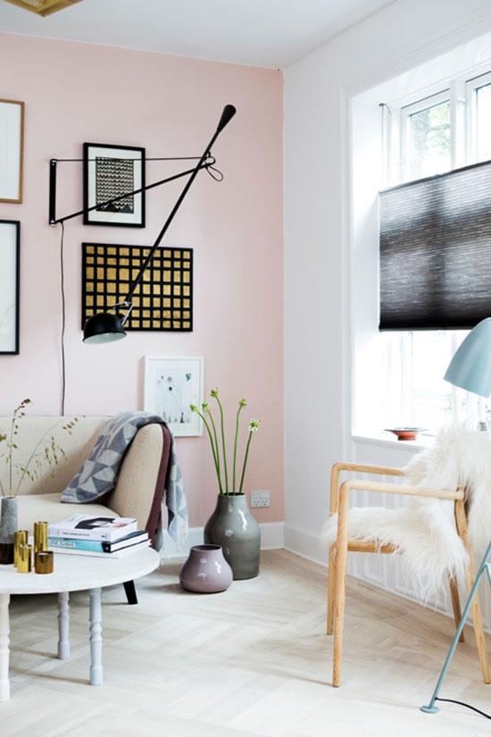 Pale Pink Bedrooms Design Lovin